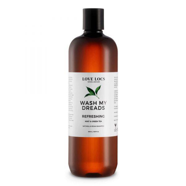 Love Locs Natural Dreadlock shampoo Mint