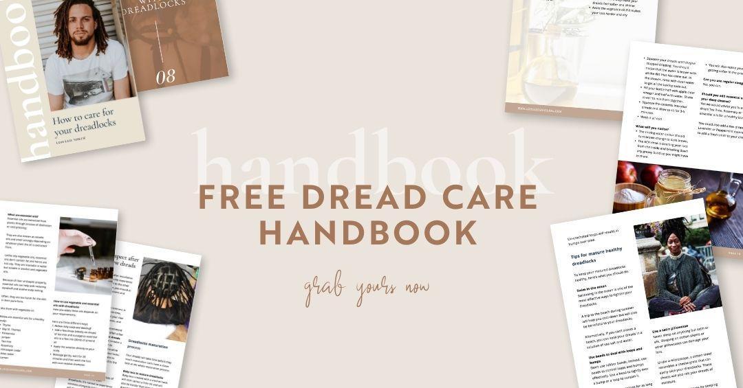 Natural dreadlock care