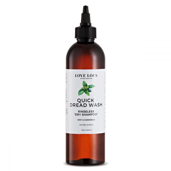 dreadlocks dry shampoo