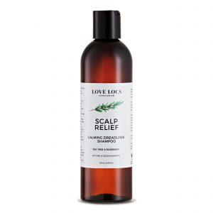 itch dandruff dreadlock shampoo