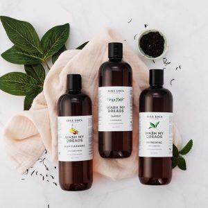 Love Locs Natural dreadlock shampoo